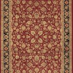 Characteristics of shaw rugs