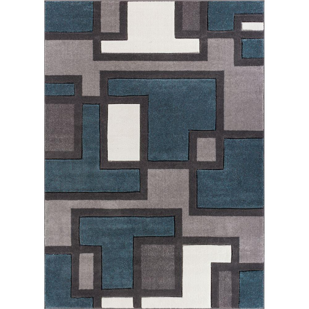 modern area rugs well woven ruby imagination squares blue 8 ft. x 10 ft. modern area AYKVDCP