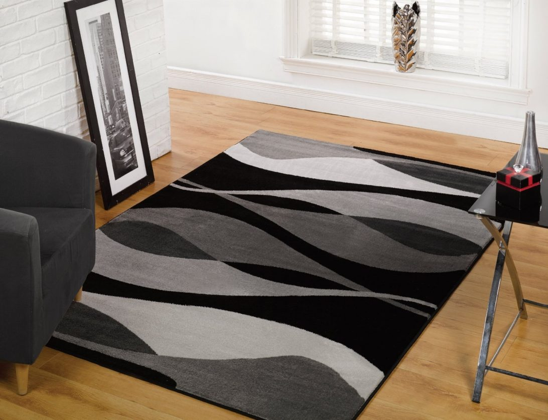 modern black area rug area rugs marvelous white and black area rug rugs best decor within red XTIPAZT