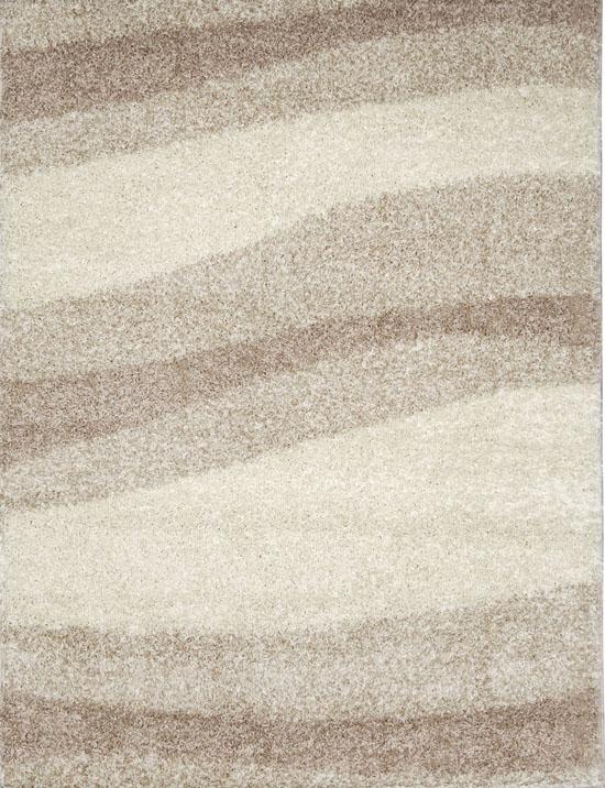 modern carpet contemporary modern shag ivory beige area rug waves shaggy floor décor  carpet ZYSSDDY