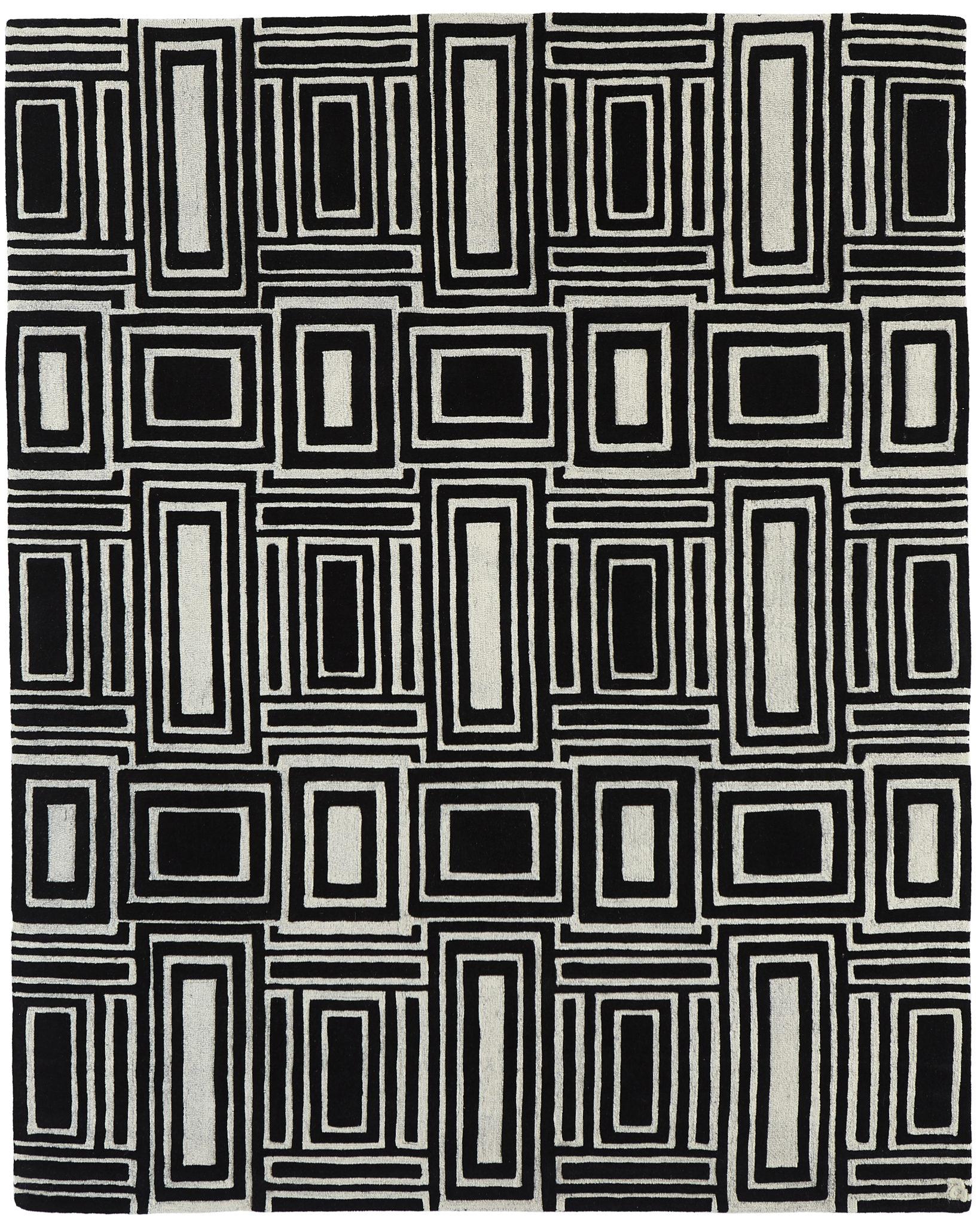 modern handmade rugs eli black white handmade rugs carpet custom luxury unique handmade wool AOMHRMW