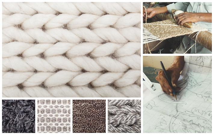modern handmade rugs modern furniture, north american made for urban living EDAETRM