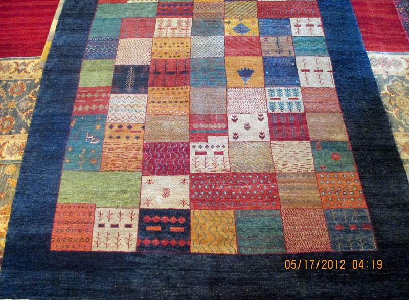 modern handmade rugs modern_indian-gabbeh2_6x9 ECNURWO