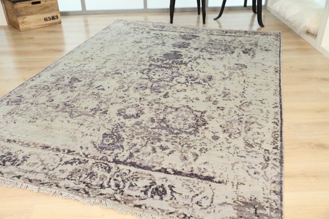 modern handmade rugs vintage erased clics handmade contemporary rug 199x304cm YDTDPML