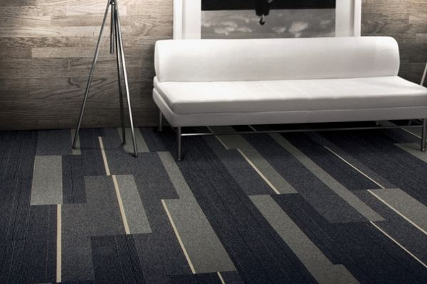 modular carpet tiles style SIDIBOE