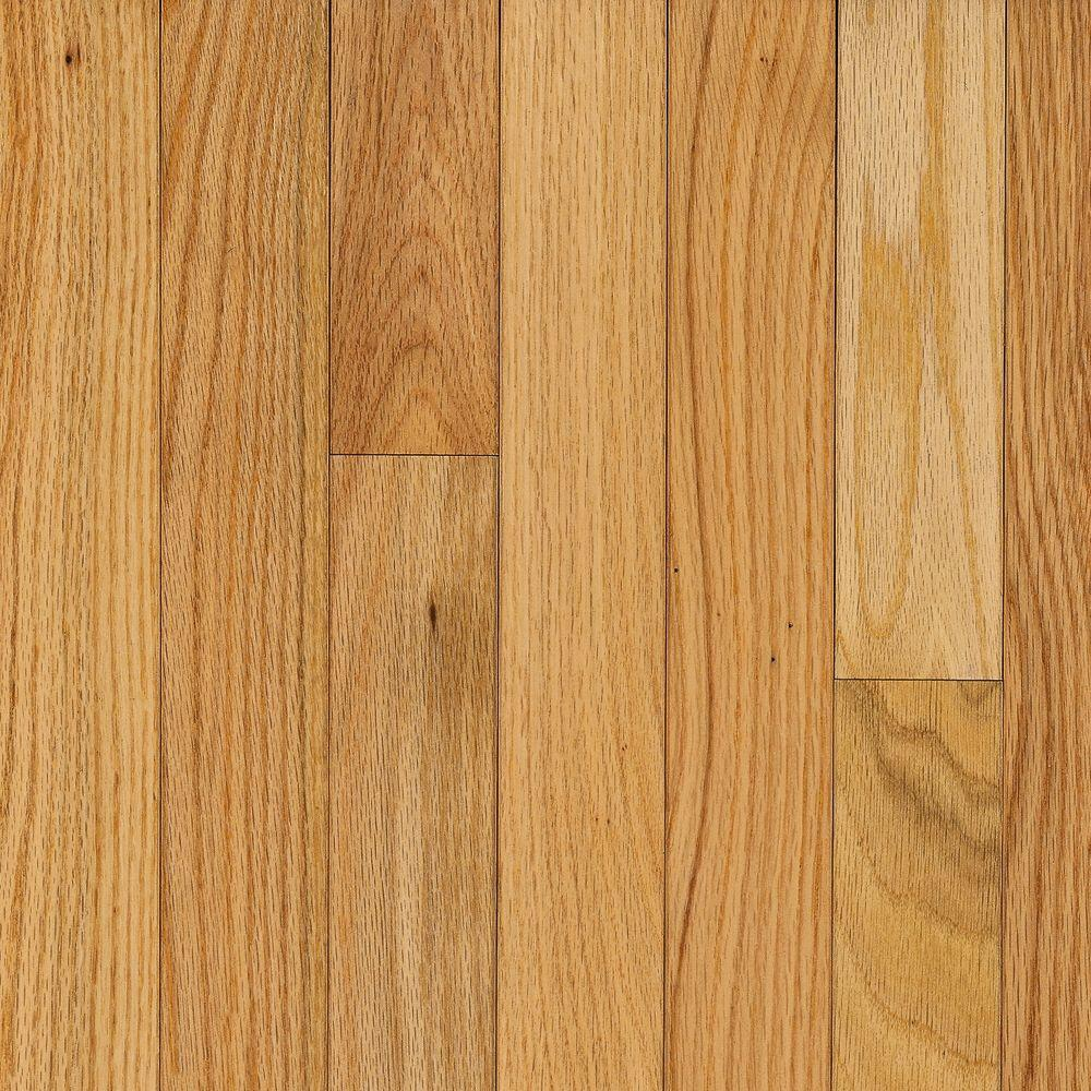 natural wood flooring bruce american originals natural oak 5/16 in. thick x 2-1/ EKANPDY