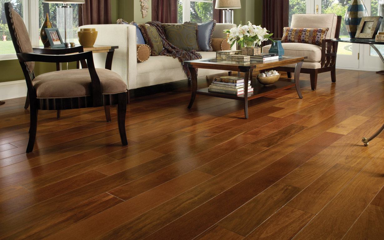 natural wood floors view larger image the natural wood floor company - linear blue customer VWWNPKU