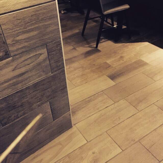 Natural wood tile floor attractive tile flooring vs wood laminate natural wood floors vs wood look tile EALMZMH