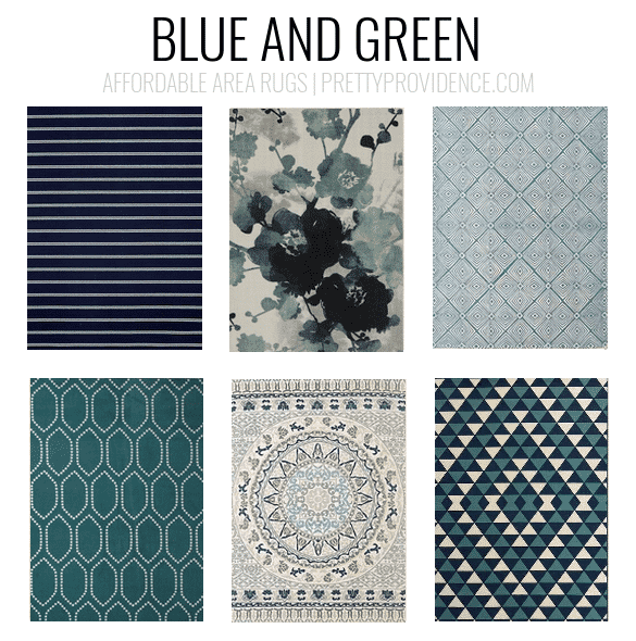 navy, blue and green rugs. affordable area rugs - 5x7 less than $150 HBCIUIE
