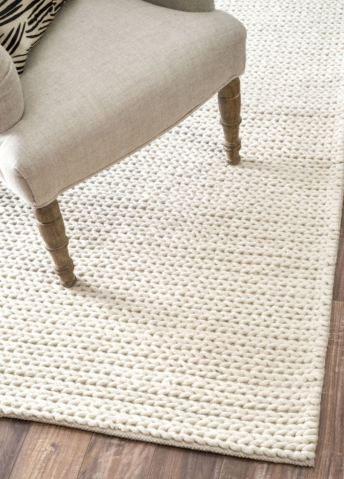 neutral rugs {picking the perfect rug} five neutral and affordable area rugs.  littlehouseoffour.com TBQNEHM