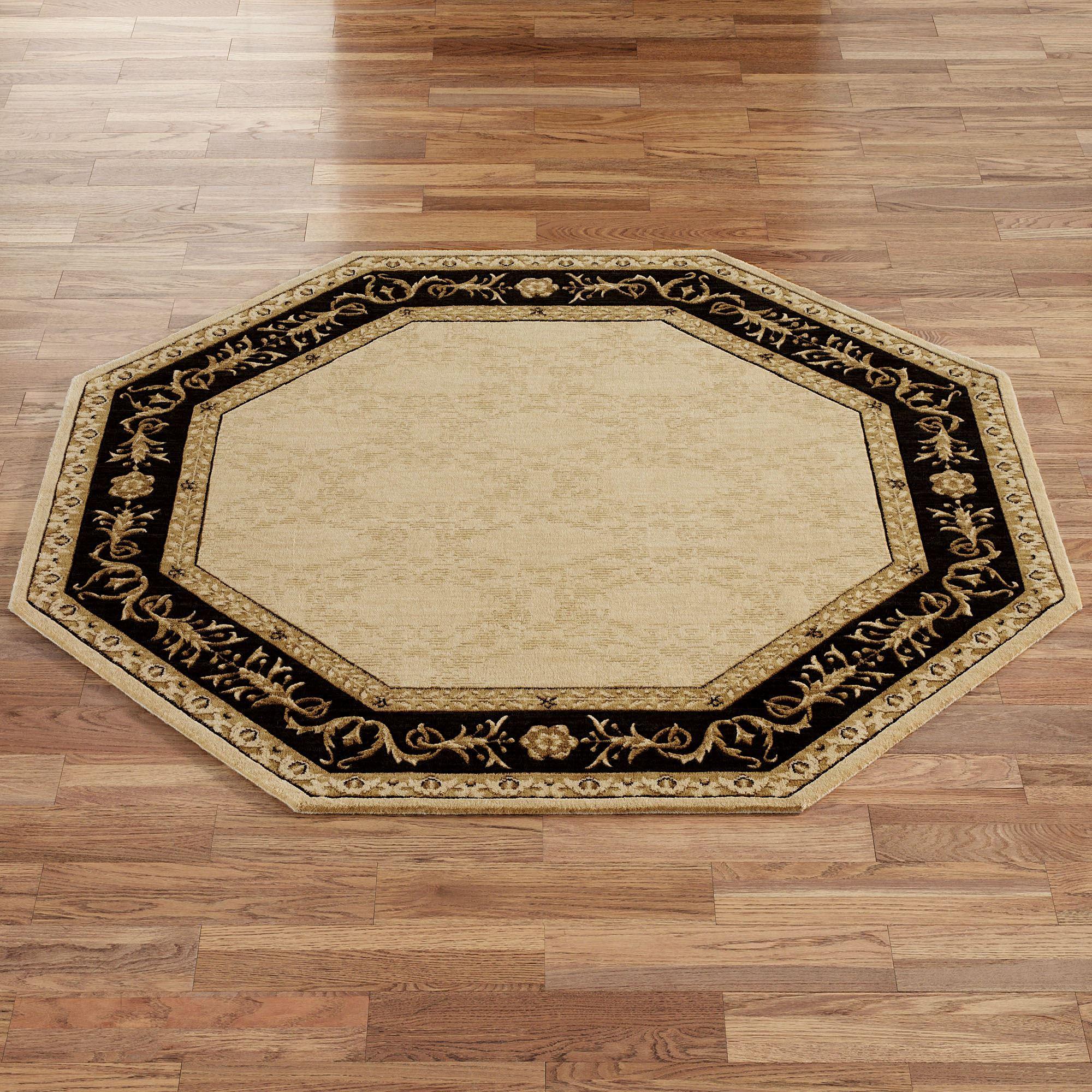 octagon rugs vallencierre octagon rug JKKYYOW