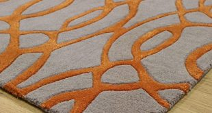 orange rugs amazing orange and grey area rug roselawnlutheran in gray and orange area EWFZBUD