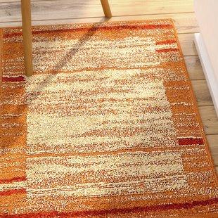 orange rugs bryan terracotta tibetan area rug BWZNMML