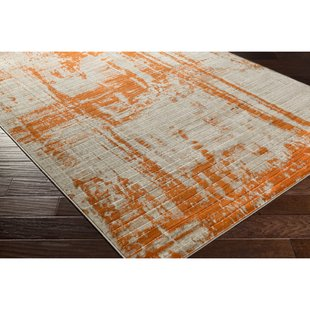 orange rugs ferrint orange area rug FSXBDRE