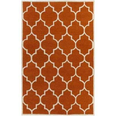 orange rugs transit ... LUWAUTB