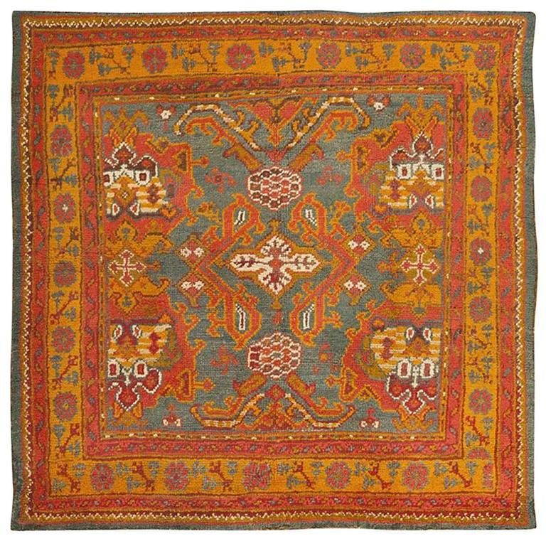 oushak rugs antique turkish oushak rug for sale WRCFZOR