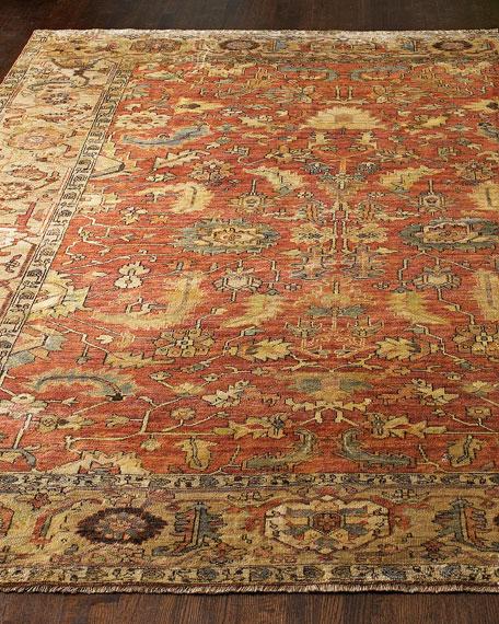 oushak rugs exquisite rugs thompson oushak rug, 10u0027 x 14u0027 ACUUAGO