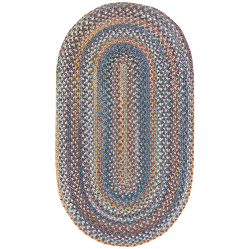 oval rug old country braided oval area rug ODXJKZX