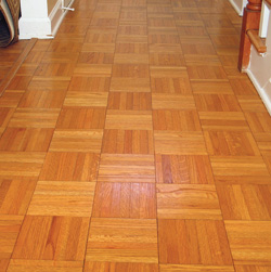 parquet wood flooring some contractors are intimidated by sanding and finishing parquet flooring,  but once IBBVVFV