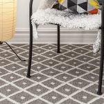 Patterned carpets are luxurious, dramatic and stylish