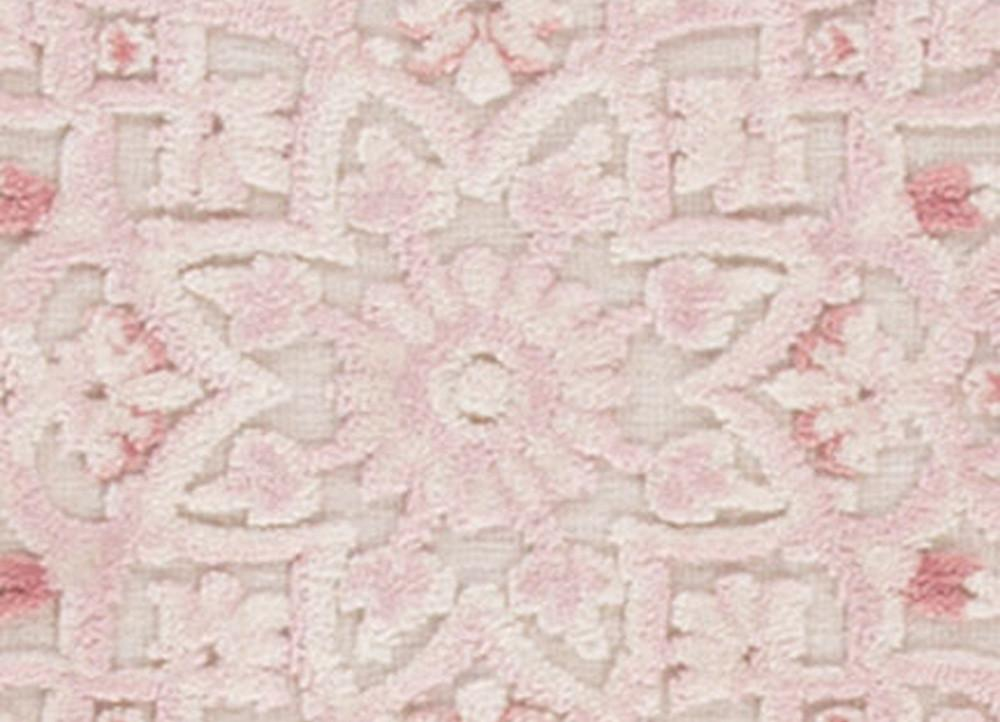 pink area rugs fables malo ivory/pink area rug HYECRUU