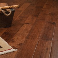 prefinished hardwood floors hickory hand scraped · red oak prefinished solid wood flooring VNQDYYD