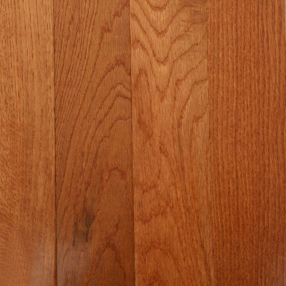 prefinished wood flooring american originals copper dark oak 3/4 in. t x 3-1/ FWUOBUA