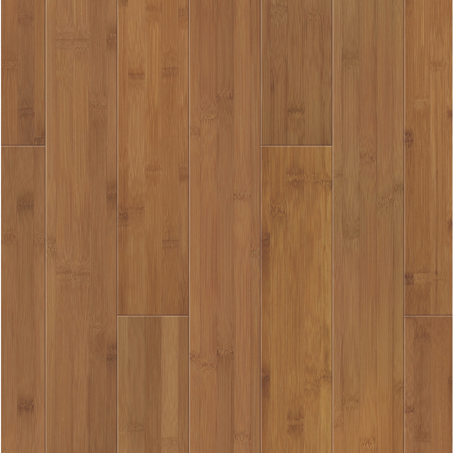 prefinished wood flooring natural floors by usfloors 3.78-in spice bamboo solid hardwood flooring  (23.8-sq FKTCCWN
