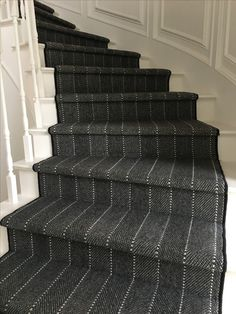 prestige mills carpet we take this wool carpet and fabricate into a stair runner. ravine from GXCBXTU