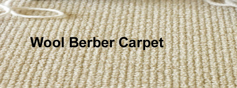 protect your family with the unique material of wool berber carpet HTZBQGS