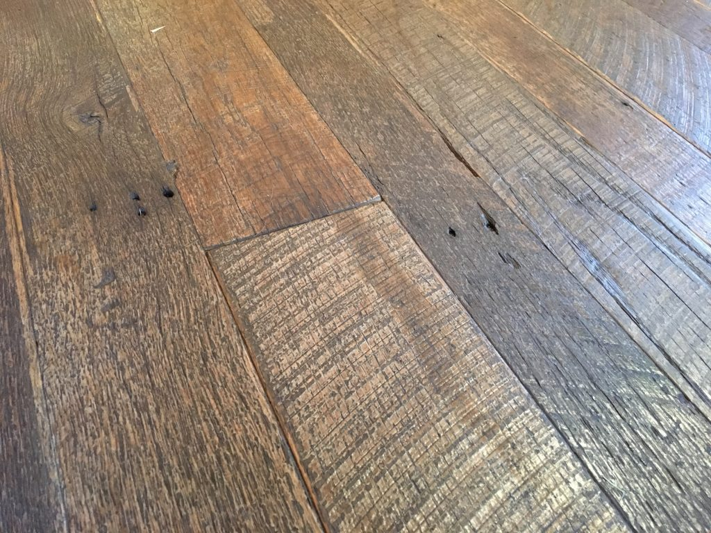 reclaimed flooring thickness ... WJUIMDB