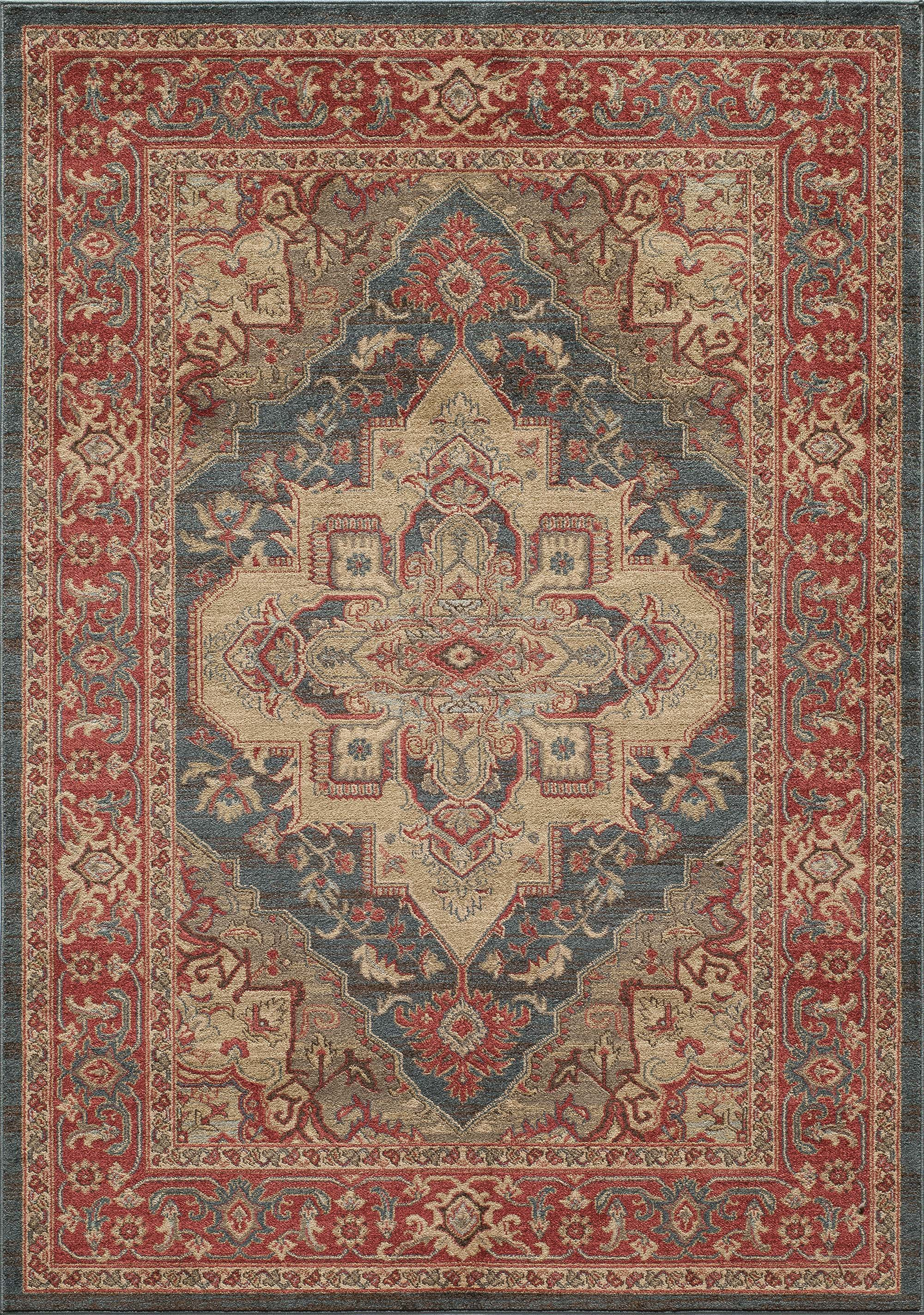 Red area rug birch lane™ othello red area rug u0026 reviews | birch lane NQSCMLV