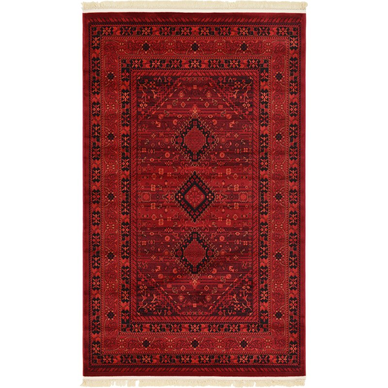 Red area rug kowloon red area rug IDZFCVI