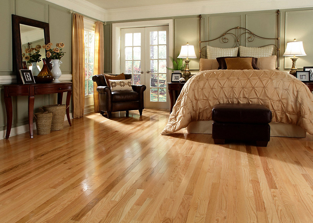 Your go-to guide on red oak flooring