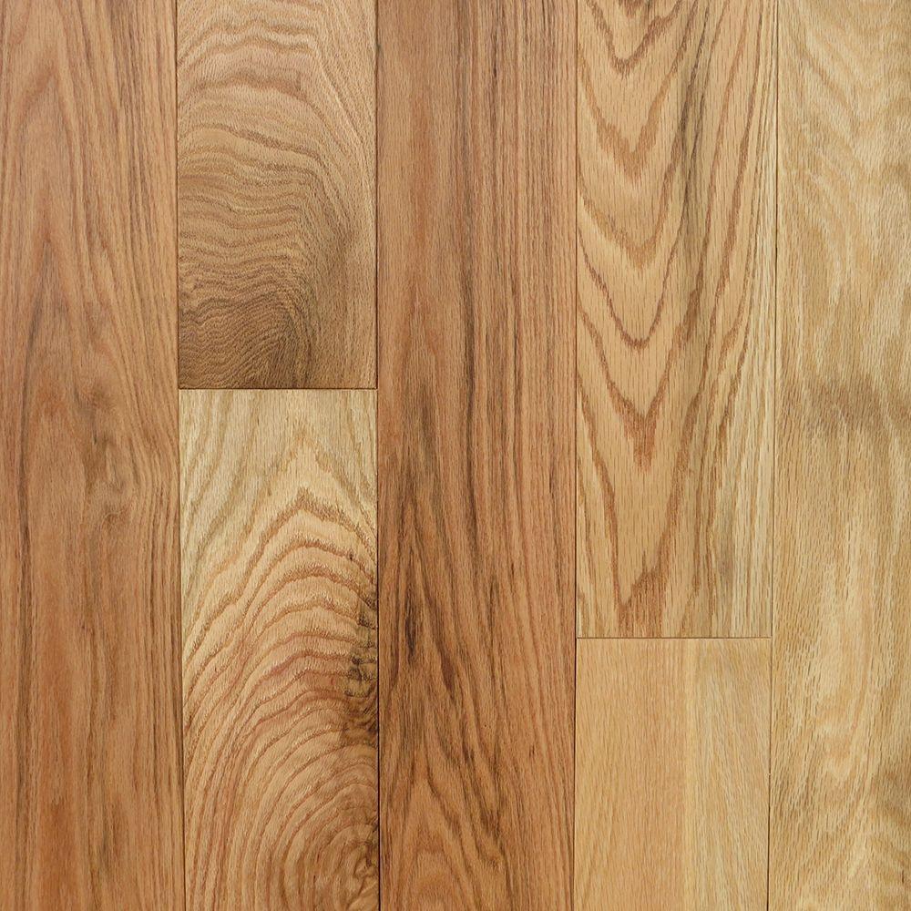 red oak flooring blue ridge hardwood flooring red oak natural 3/4 in. thick x 5 in XEGTKDG