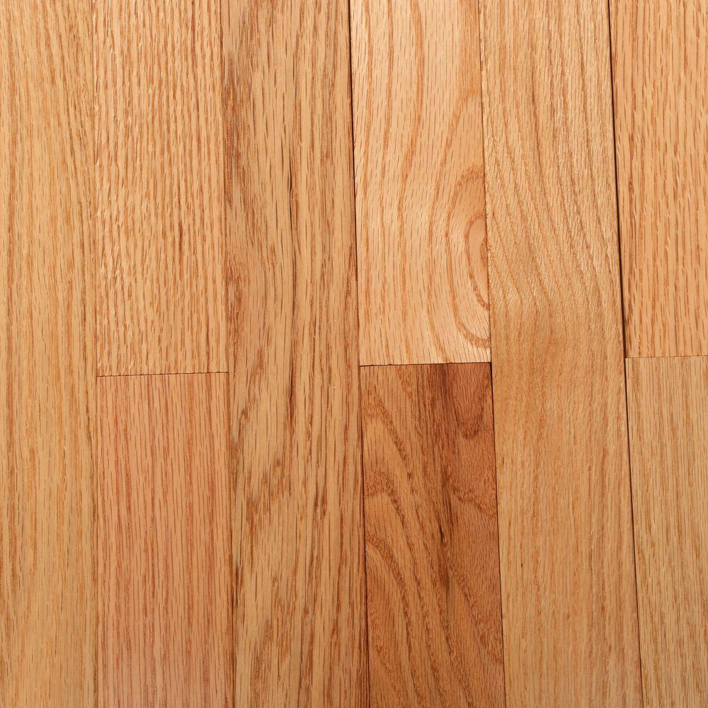 red oak flooring bruce american originals natural red oak 3/4in. thick x 2-1/ QOWMUYM