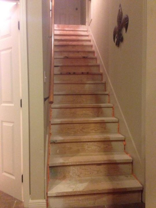 replace carpet on stairs how to replace carpet stairs with wood after carpet removal ZAMEZLD