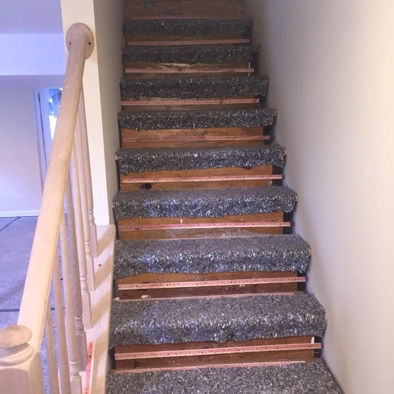 replace carpet on stairs install carpet padding stairs home stair design pertaining to installing on  ideas JZJYCWN