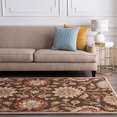 room rugs brown · black area rugs ZXRYMFP