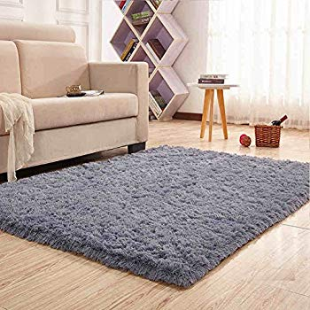 room rugs noahas super soft 4.5cm thick modern shag area rugs fluffy living room GMSTUFU