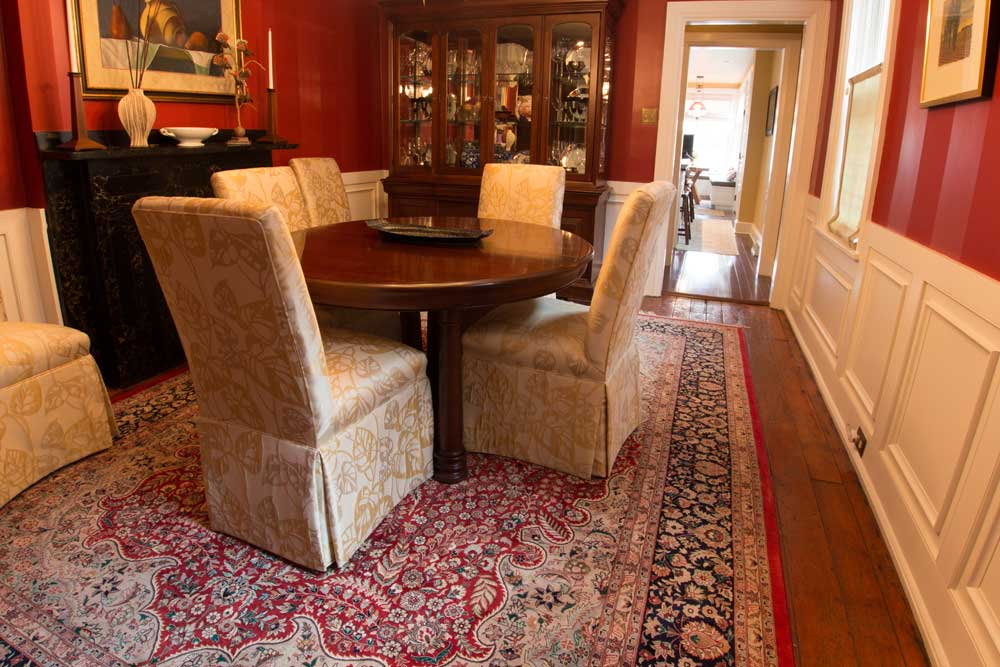 room size rugs persian in dining room CJFNXYA