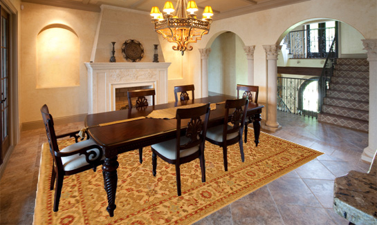room size rugs what size rug to use for dining room VRASOZY