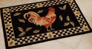 Rooster rugs rooster rugs for kitchen KJTQNGP