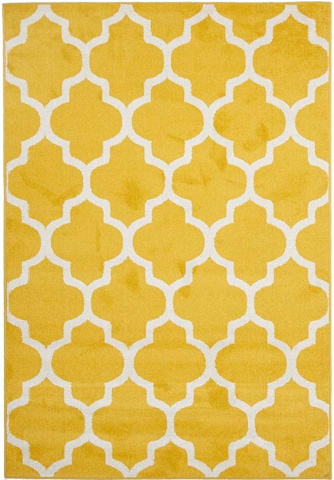 rug culture marquee 310 yellow rug MSTQFZX