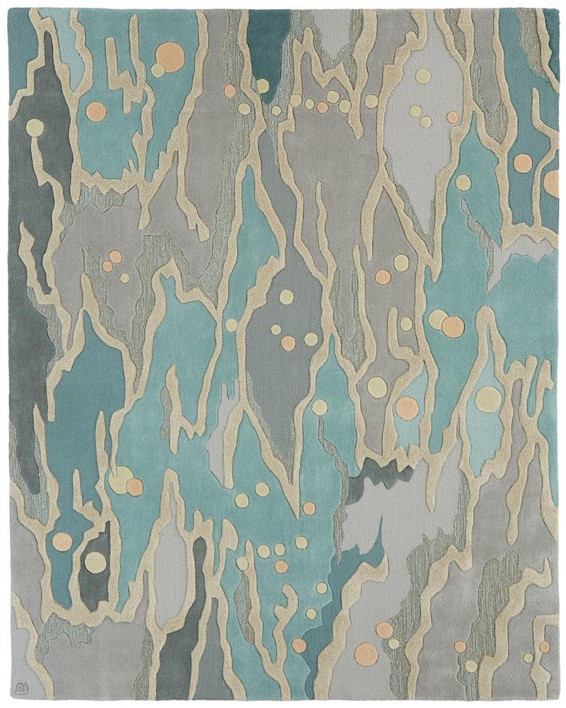 rug design ocean handmade rugs rug carpet custom luxury unique handmade wool KFUWJPZ