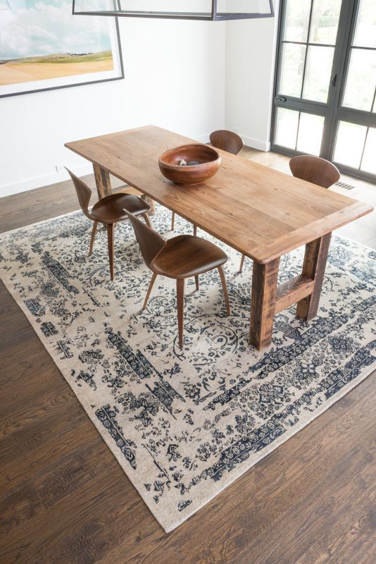 rugs for dining room loloi-rugs-dining-above ZGPIMWU