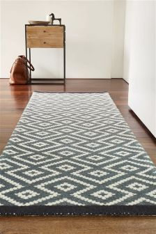 Rugs runners geo diamond runner PRJDXYM