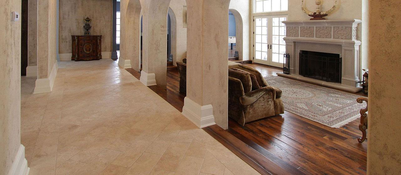 rustic wood flooring antique reclaimed wood floors - oak rustic HZAUELV