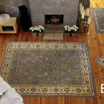 How to choose scatter rugs?