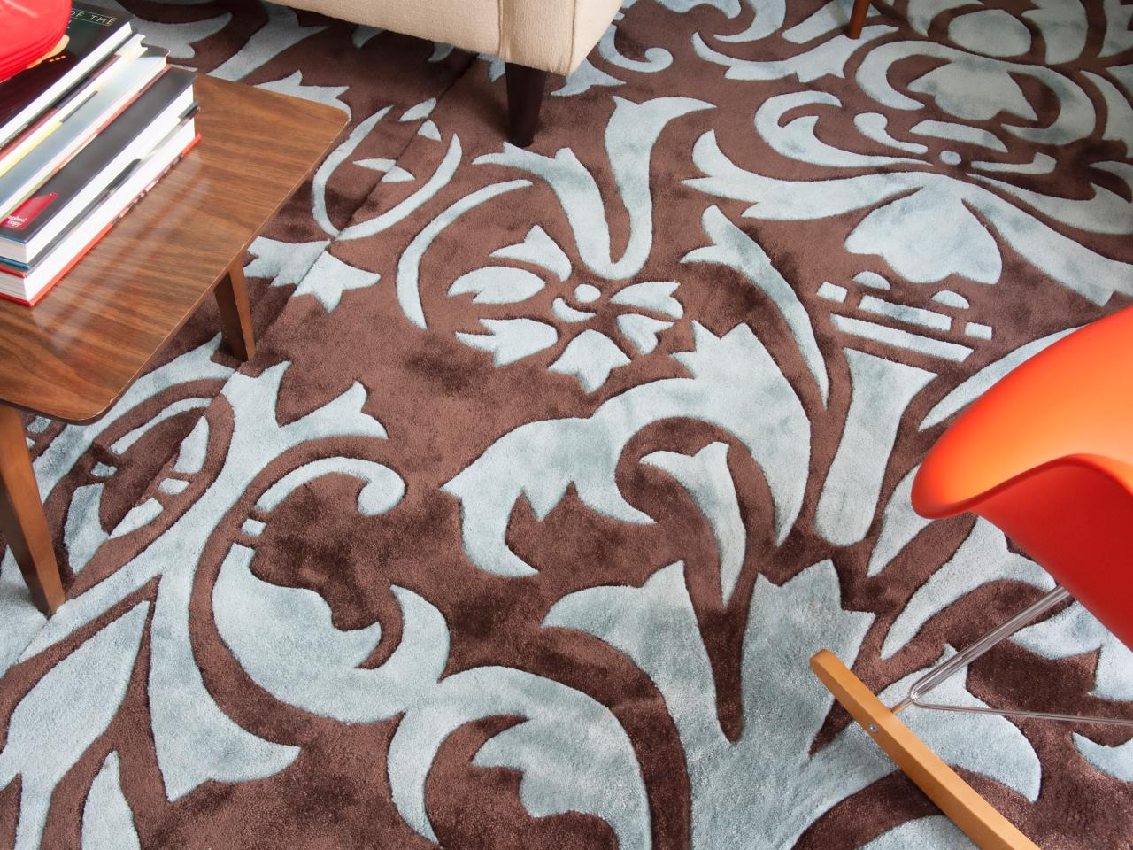 scatter rugs how to make